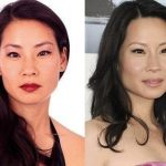Lucy Liu before and after plastic surgery 5