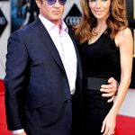 Jennifer Flavin plastic surgery 18 with Silvester Stalonne