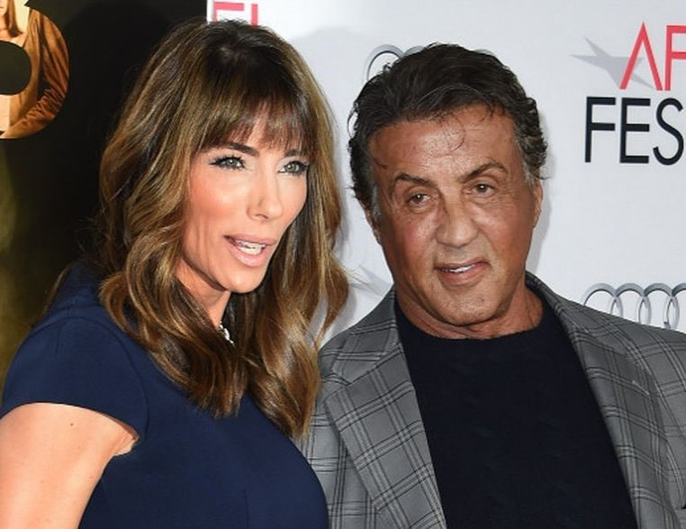 Jennifer Flavin plastic surgery 23 with Silvester Stalonne