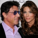 Jennifer Flavin plastic surgery 25 with Silvester Stalonne