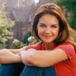 Katie Holmes plastic surgery 21 before nose job