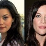 Liv Tyler before and after plastic surgery 26