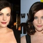 Liv Tyler before and after plastic surgery 3