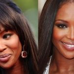 Naomi Campbell before and after plastic surgery 6