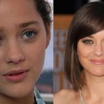 Marion Cotillard before and after plastic surgery (28)