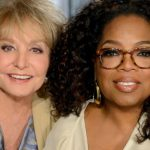Barbara Walters plastic surgery (36) with Oprah Winfrey