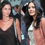 Courteney Cox before and after plastic surgery ()