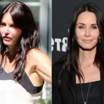 Courteney Cox before and after plastic surgery (17)