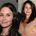Courteney Cox before and after plastic surgery (24)