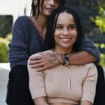 Lisa Bonet plastic surgery (20) with Zoe Kravitz