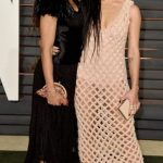 Lisa Bonet plastic surgery (27) with Zoe Kravitz