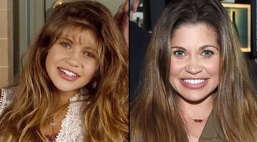 Danielle Fishel before and after plastic surgery