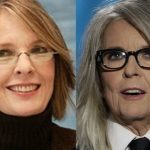 Diane Keaton before an after plastic surgery (9)