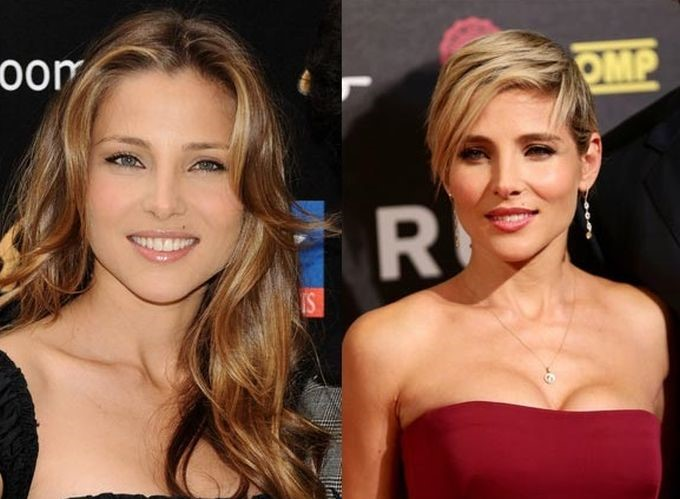 Elsa Pataky before and after plastic surgery