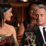 Michael Douglas plastic surgery (33) with Catherine Zeta Jones